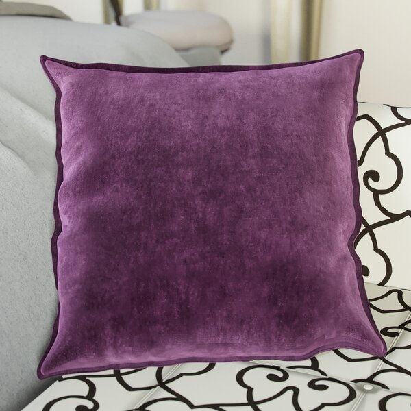 Somerford 100% Cotton Pillow Cover by Willa Arlo Interiors